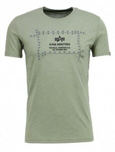 Alpha-Industries-T-Shirt-pour-hommes-Steel-t