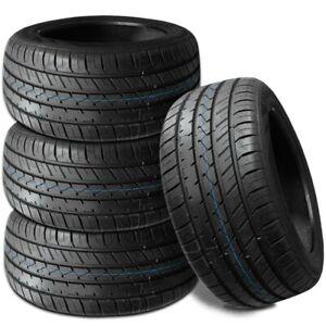 4-New-Lionhart-LH-FIVE-265-40ZR22-106W-XL-All-Season-High-Performance-Tires