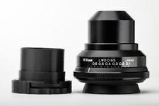 Nikon Lwd 065 Microscope Condenser Darkfield Polarizing Oblique Insert Set