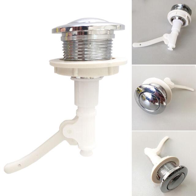 Bathroom Push Button Fittings Dual Flush Toilet Cistern ...