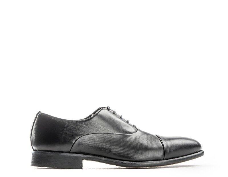 Schuhe 15015MANTANE EVEET Mann NERO Naturleder 15015MANTANE Schuhe eeddd1