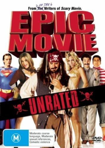 1 of 1 - Epic Movie (DVD, 2007)