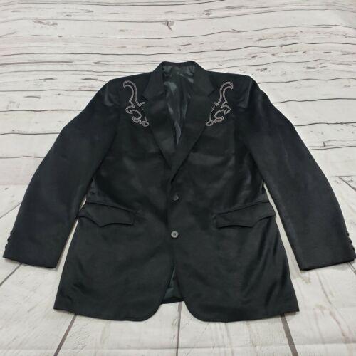 Circle S Jacket Size 44L Western Sportcoat Blazer