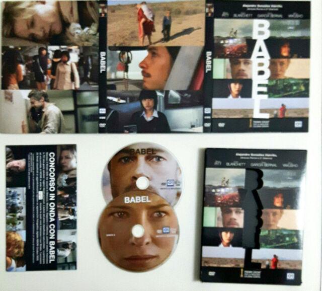 Babel DVD Brad Pitt Cate Blanchett Edizione 2 Dischi