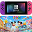 Nintendo-Switch-Disney-Tsum-Tsum-Festival-Set-Joy-con-Dock-Mickey-Minnie-Game thumbnail 7