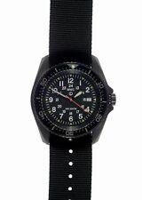 MWC Kampfschwimmer Military Divers 12/24 Watch PVD Case Quartz Watch NEW