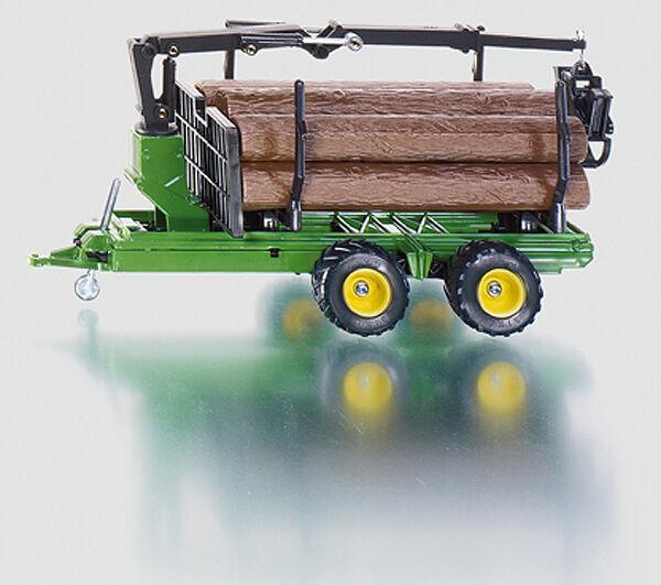 Siku 3155 Forstanhänger Modell Landwirtschaft Anhänger Anhänger Anhänger Fahrzeug Auto Farmer 1 32 2893f6