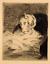 miniature 2 - La Convalescente Original 1884 Etching and Aquatint by Edouard Manet