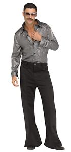 Adult 70s Disco King Saturday Night Fever Costume
