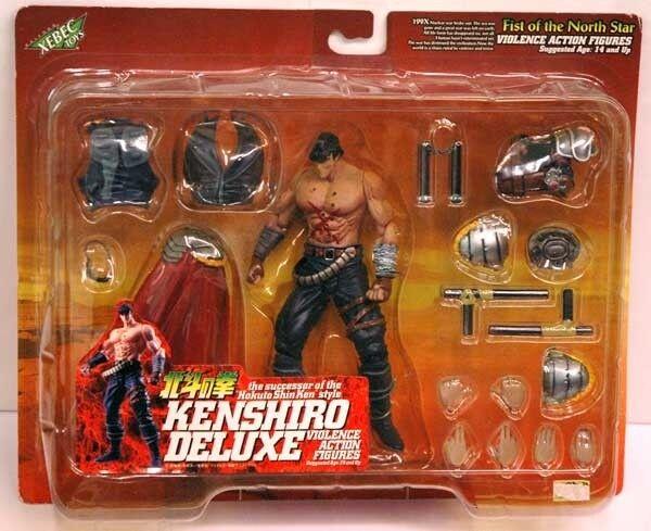 Kenshiro 199X Hokuto Deluxe bloody red cape Kayoodo xbec limited insanguinato