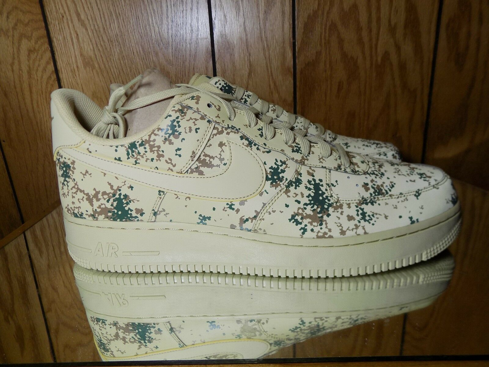 Nike Air Force 1 07 LV8 Team Gold Digital Camo Men Price reduction New shoes for men and women, limited time discount