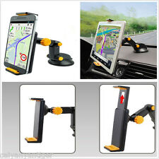 ABC Sucker Mounts Holder 360°Rotable Car Dashboard/Windshield  For Cell Phones