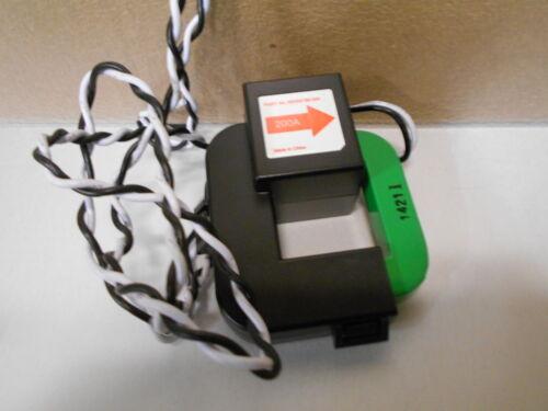 200 Amp Split Core Current Sensor 50058786-004