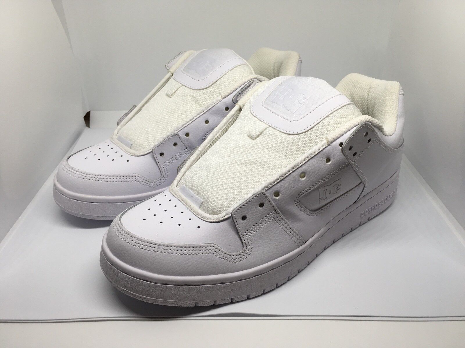 DC shoes Manteca White Ice White US 10 BNIB Brand New
