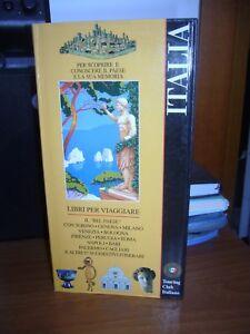 034-IL-BEL-PAESE-034-LIBRI-per-VIAGGIARE-TOURING-CLUB-ITALIANO-1997