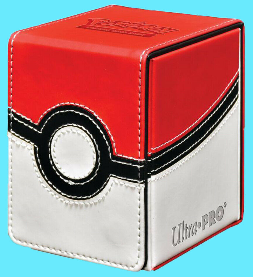 Pokeball ULTRA PRO Pokemon Full View Deck Box Pokémon