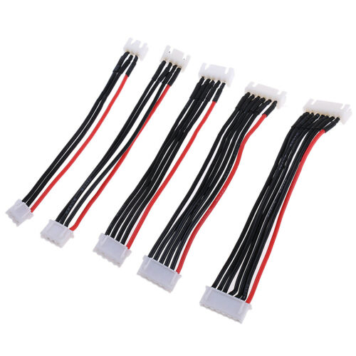 5pcs 10cm JST-XH Balancer Adapter Kabel 2S 3S 4S 5S 6S Lipo Akku