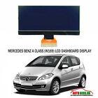 MERCEDES BENZ A/CLASSE B W169 LCD VDO SCHERMO DISPLAY QUADRO STRUMENTI