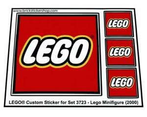 Replica-Pre-Cut-Sticker-for-Sculptures-set-3723-Lego-Minifigure-2000