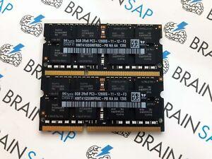 16GB-2x-8GB-DDR3-RAM-Hynix-HMT41GS6MFR8C-PB-SO-DIMM-2Rx8-PC3-12800S-11-12-F3