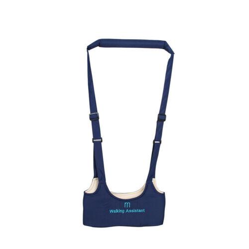 US Soft Cotton Baby Toddler Walking Assistant Helper Belt Harness Walk Safety