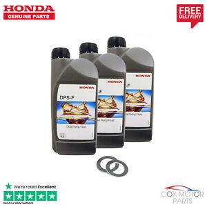 Genuine-Honda-CR-V-Rear-DPS-Differential-Flushing-Kit
