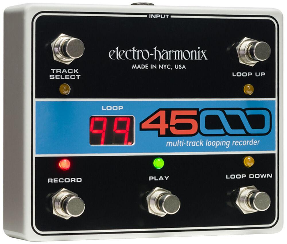 Electro-Harmonix 45000 Looper Foot Controller - free shipping