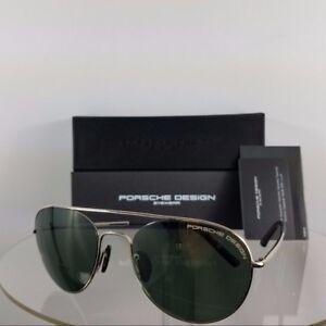 a68b48d03a4 Brand New Authentic Porsche Design Sunglasses P 8606 D Silver Frame ...