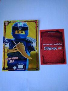 Lego Ninjago Serie 3 Trading Card Game size XXL XXL 36. Ultra power JAY - Bydgoszcz, Polska - Lego Ninjago Serie 3 Trading Card Game size XXL XXL 36. Ultra power JAY - Bydgoszcz, Polska