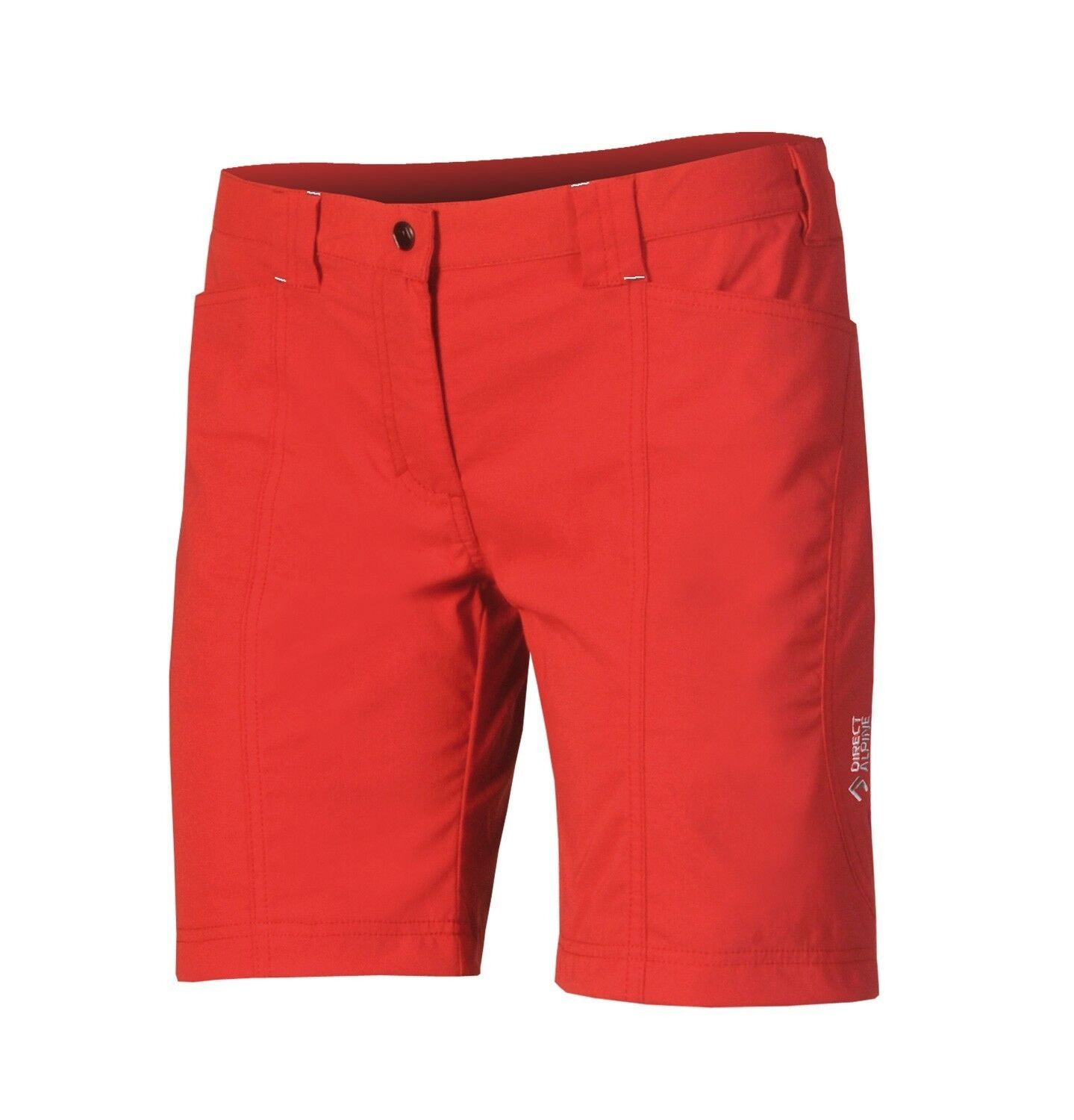 Direct Alpine Cortina Shorts Women, Elastic Outdoor  Shorts for Ladies, Red  discount promotions