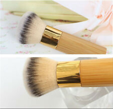 Professional Face Powder Loose Paint  Makeup Cosmetic Wooden Handle Blush Brush