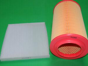 Pollenfilter / Innenraumfilter + Luftfilter Citroen Jumper III  2.0 - 3.0 HDi