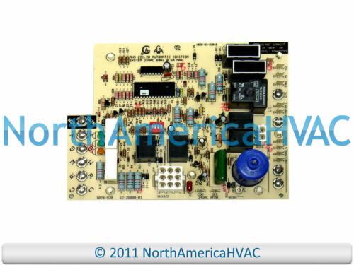 Original Equipment Manufacturer RHEEM Ruud 1028-920 1028-83-9201B Four Control Circuit Board 62-26000-01
