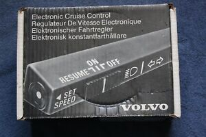 Volvo-240-264-262-Tempomat-Basissatz-cruise-control-base-kit-NOS-new-old-stock