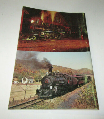 Details about  / A ramble into the past on the East Broad Top Railroad Rockhill Furnace PA