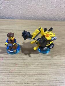 Genuine-LEGO-dimensioni-LEGO-Movie-Emmet-71212-Figure-Set