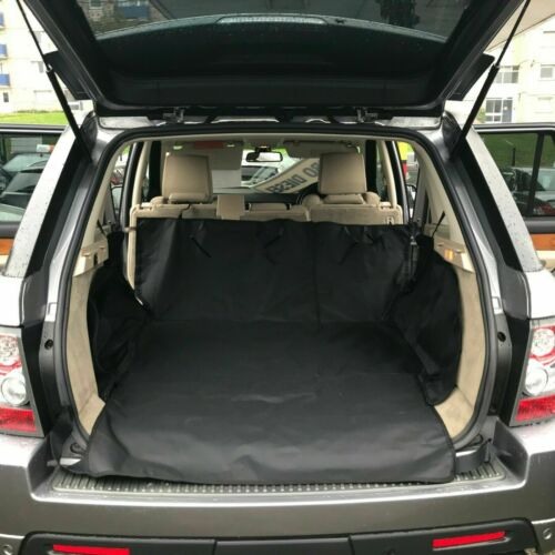 TAILORED BOOT LINER MAT DOG GUARD FOR LAND ROVER RANGE ROVER SPORT 2004-13 L320