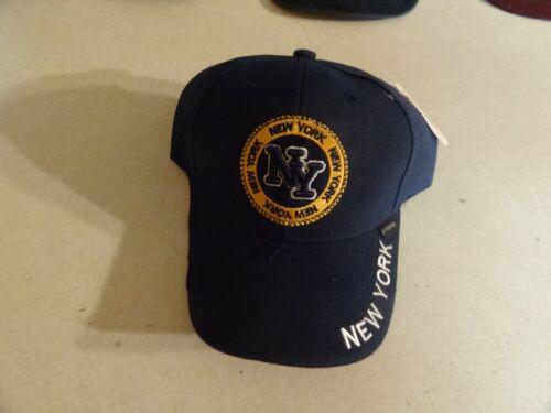 BASEBALL STYLE CAP HAT NEW YORK NY VERY NICE