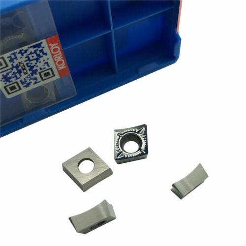 AK CCGT32.52-AK Carbide inserts Cutter blade CCMT09T308 for Aluminum CCGT09T308