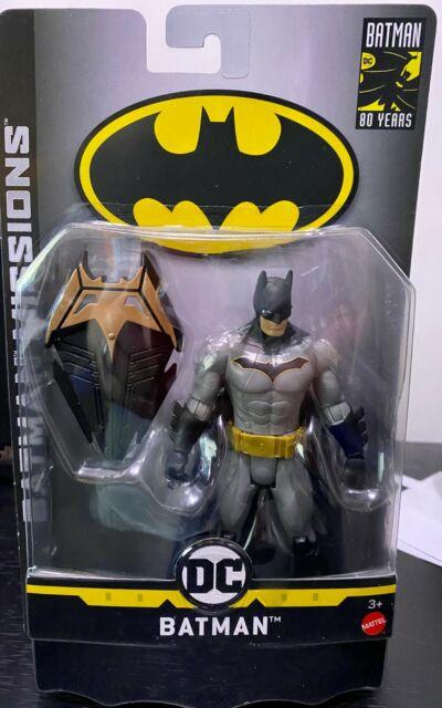 DC Comics Batman Knight Missions Batman Action Figure