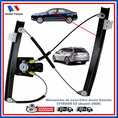 RENAULT MEGANE 1 KIT DE REPARATION LEVE VITRE POULIE DE REGULATEUR AVG//AVD