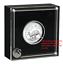 2019-P-Australia-HIGH-RELIEF-1oz-Silver-Kangaroo-1-Coin-NGC-PF70-ER-New-Label thumbnail 4
