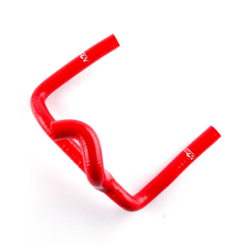 RED For Honda CR250 CR 250 2002-2007 Silicone Radiator Coolant Tubing Hose Kit