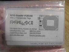 Parallax Rfid Reader 28140 With Two Transponder Tags Simple Serial Interface