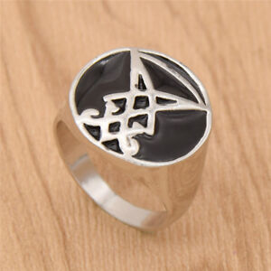 Vintage-Alloy-Sigil-of-Lucifer-Ring-Finger-Jewelry-Satan-Symbol-Stainless-Steel