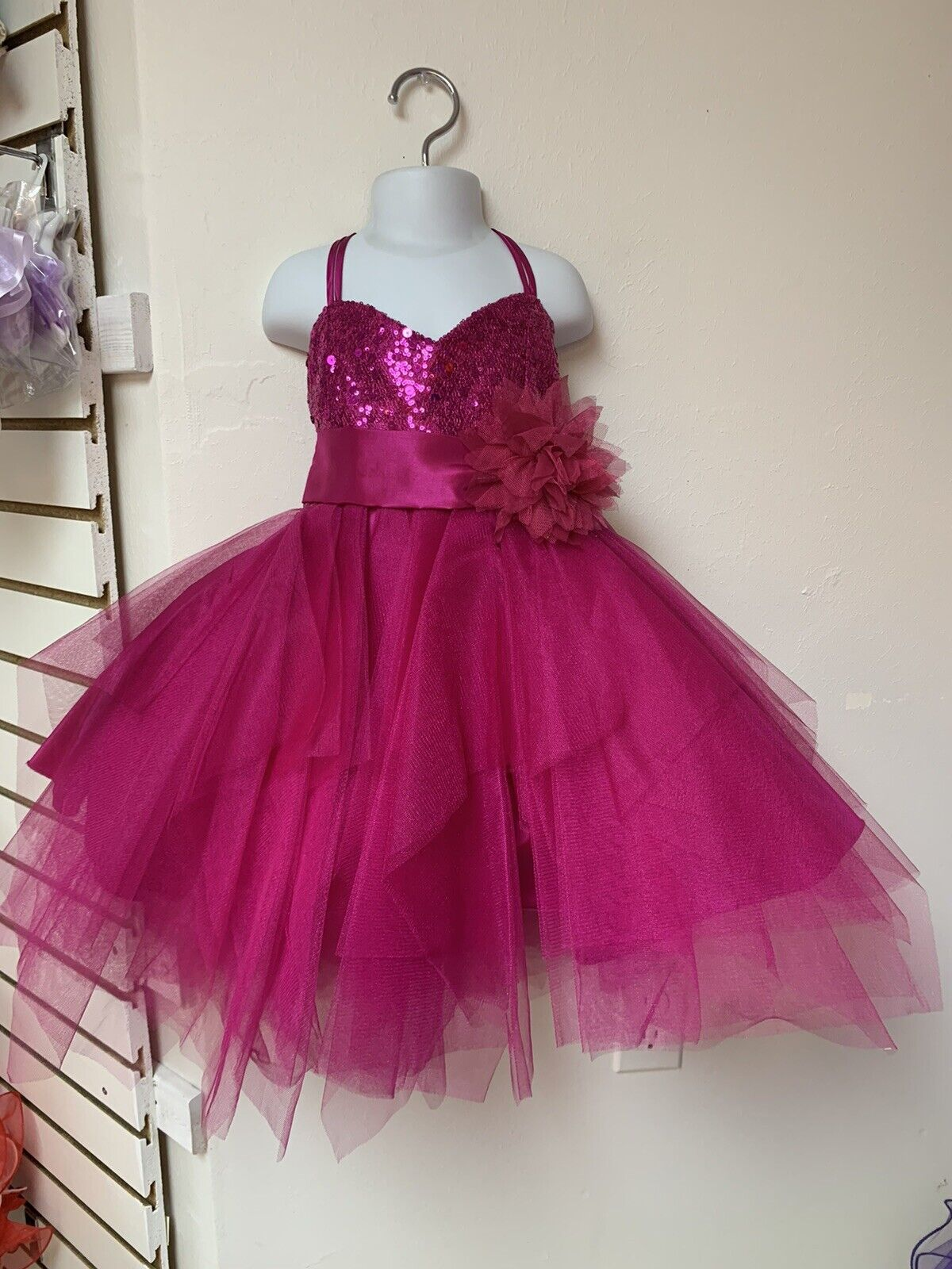 2 Easter Pageant Crowning Flower girl Dance Special Occasion Formal Dress NWT