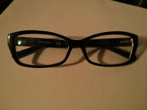 7a88fc613624 TORY BURCH TY 2041 501 BLACK EYEGLASSES AUTHENTIC FRAME RX TY2041 53 ...