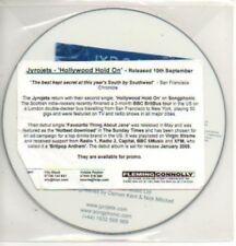 (34L) Jyrojets, Hollywood Hold On - DJ CD