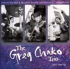 Live at Raffles by Greg Chako (CD, Jul-2003, Chako)