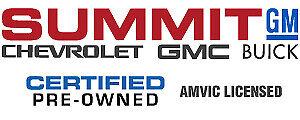 Summit GM Chevrolet Cadillac Buick GMC